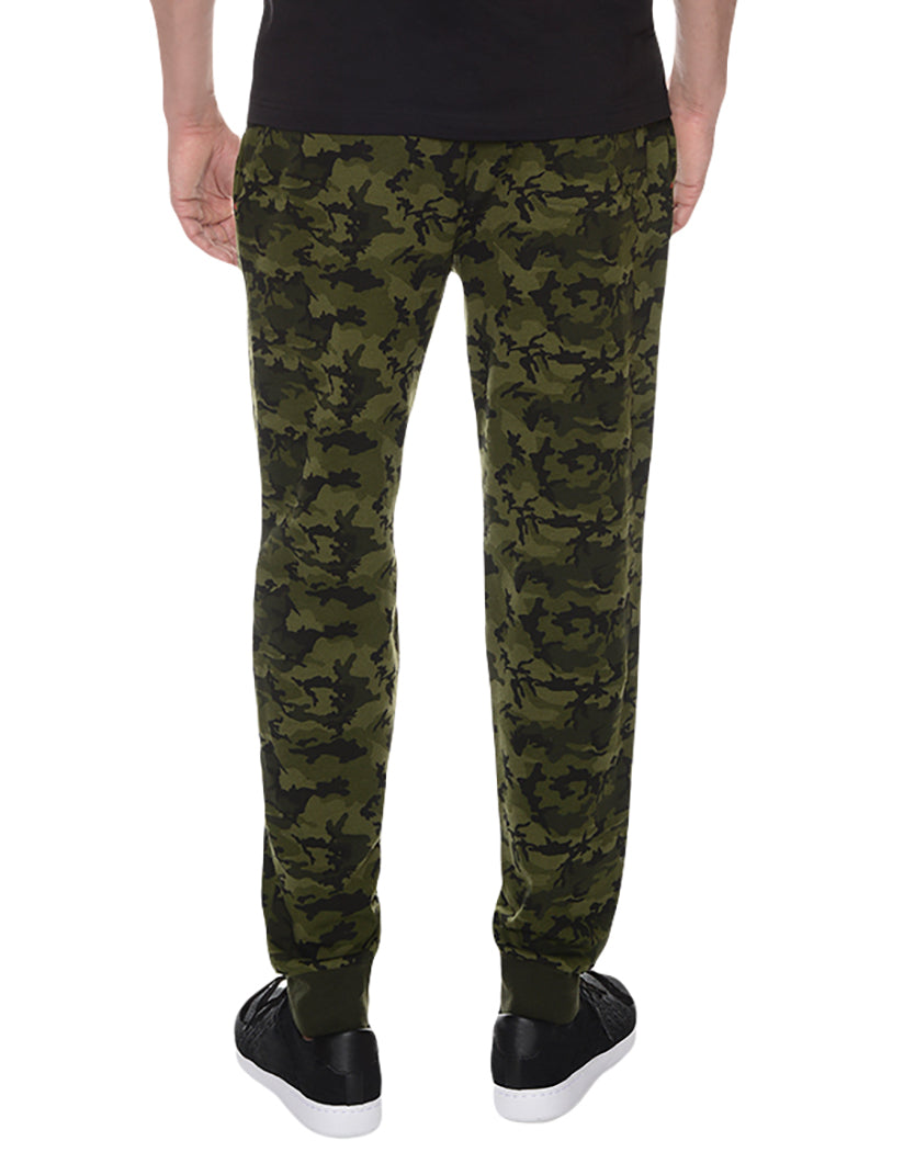 Olive Camo Back Terry SweatPant
