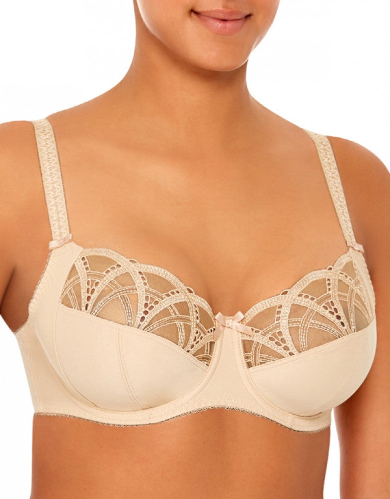 Sand Front Fantasie Alex Underwire Side Support Bra