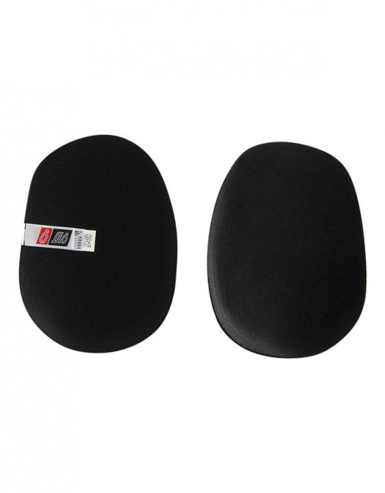 Black Front Leo Removable Butt Pads