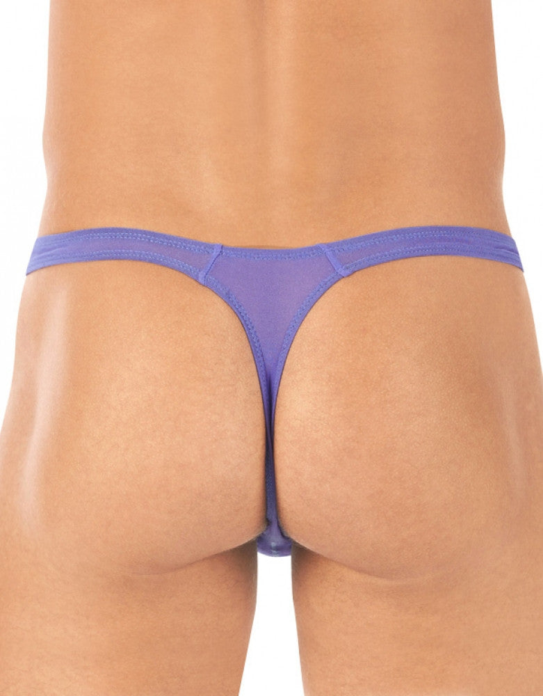 Purple Back Gregg Homme Nude Thong