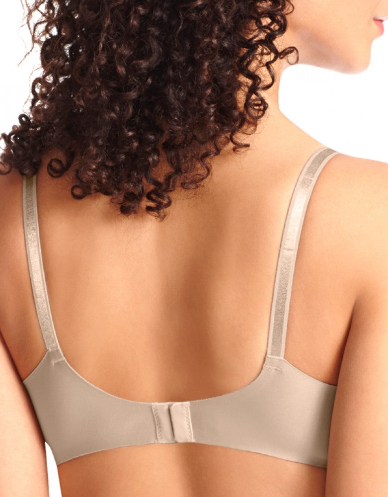 Toasted Almond Back Warner's No Side Effects Contour Bra