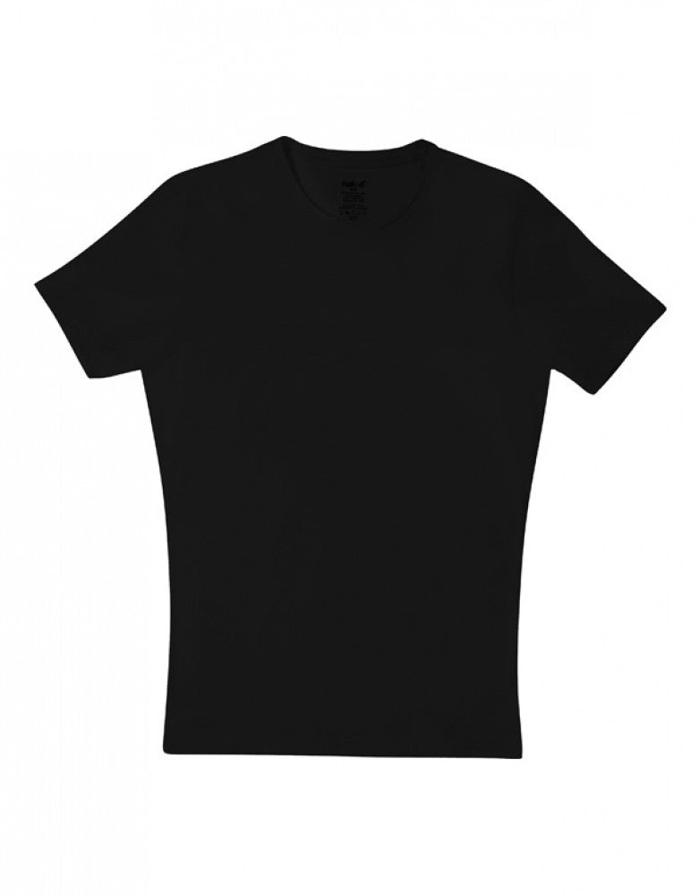 Black Other Naked 2-Pack Essential Crew Neck T-Shirts