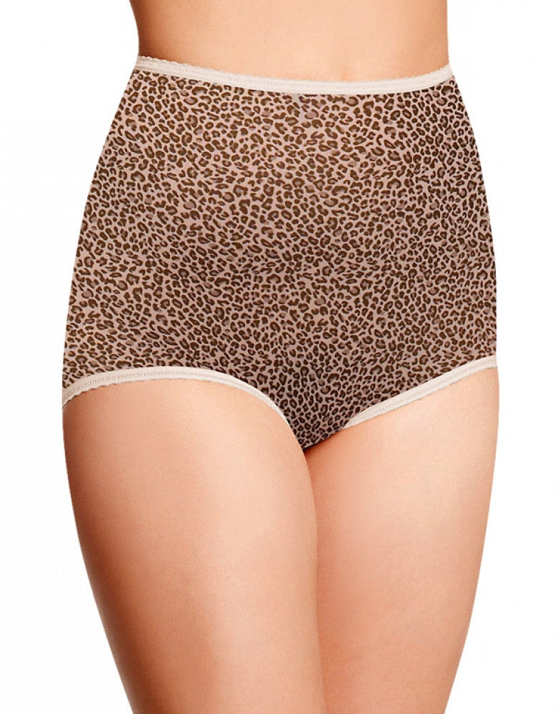 Animal Print Front Bali Skimp Skamp Brief