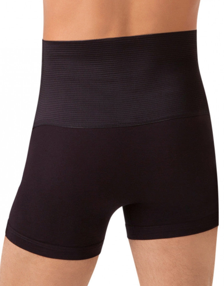 Black Back 2xist Form Shaping Boxer Brief