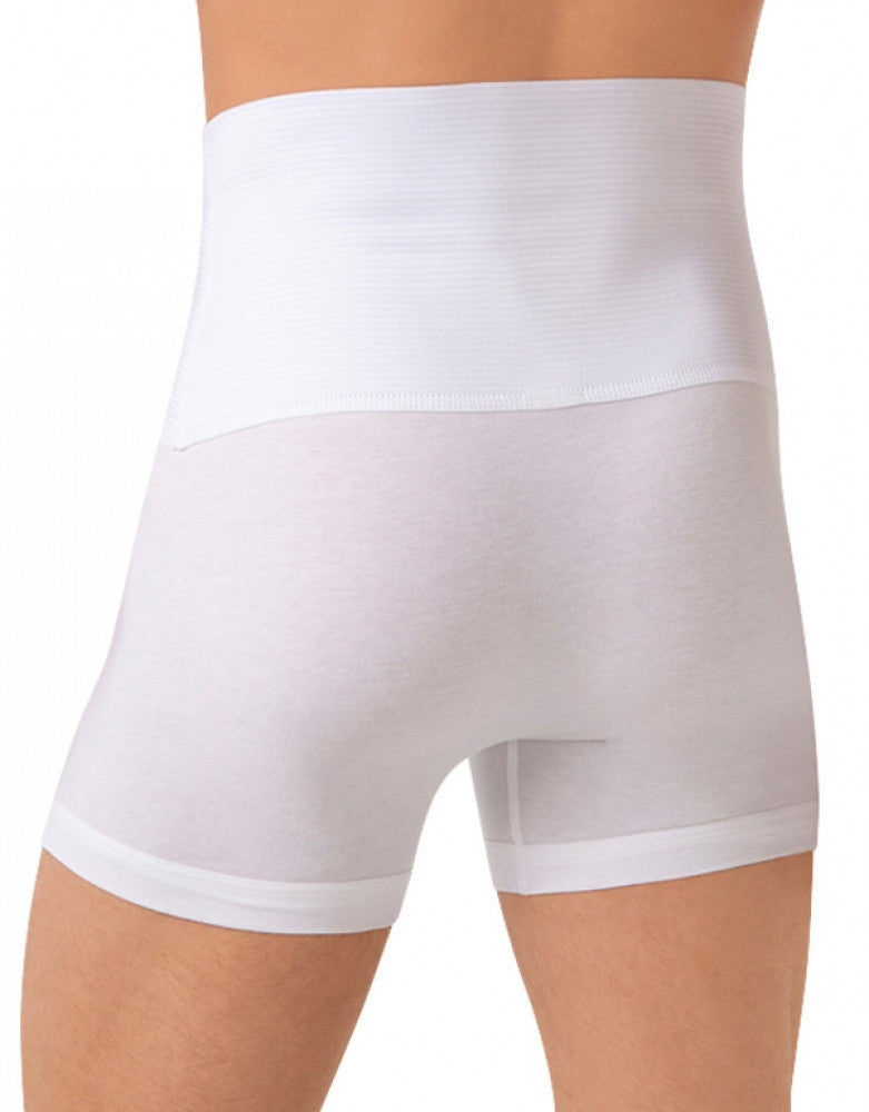 White Back 2xist Form Shaping Boxer Brief
