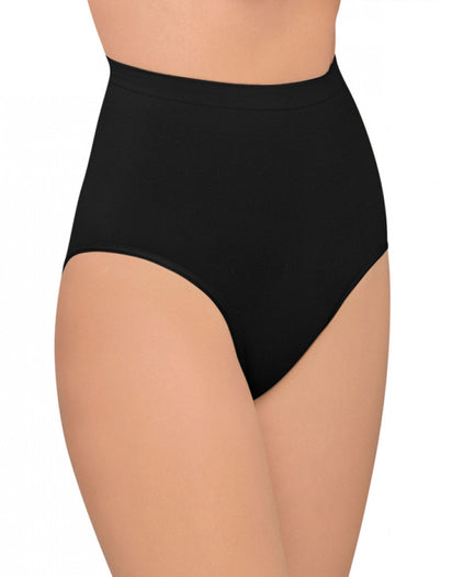 Black Front Body Wrap Brief