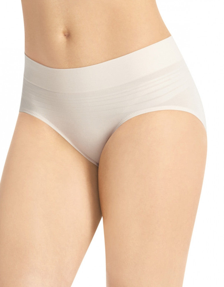 Sandshell Front Warner's No Pinching No Problems Seamless Hipster