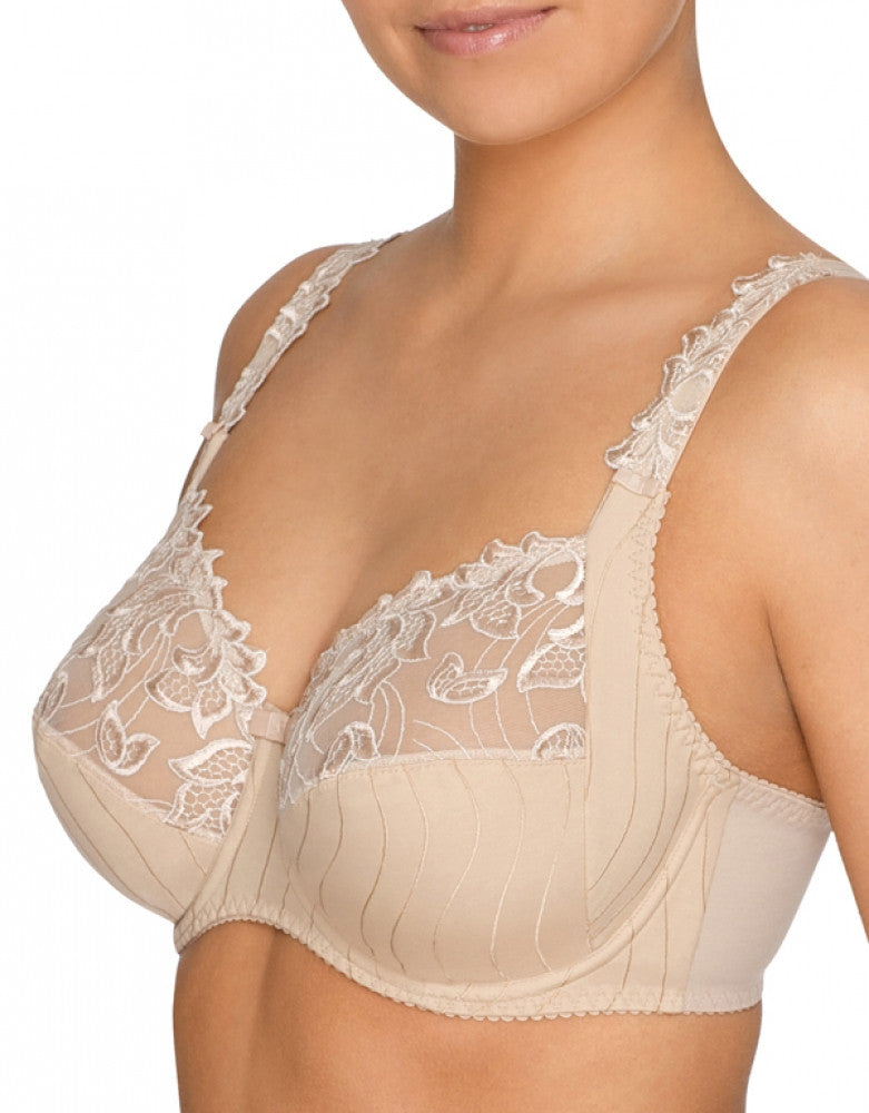 Cafe Latte Side PrimaDonna Deauville Full Cup Bra