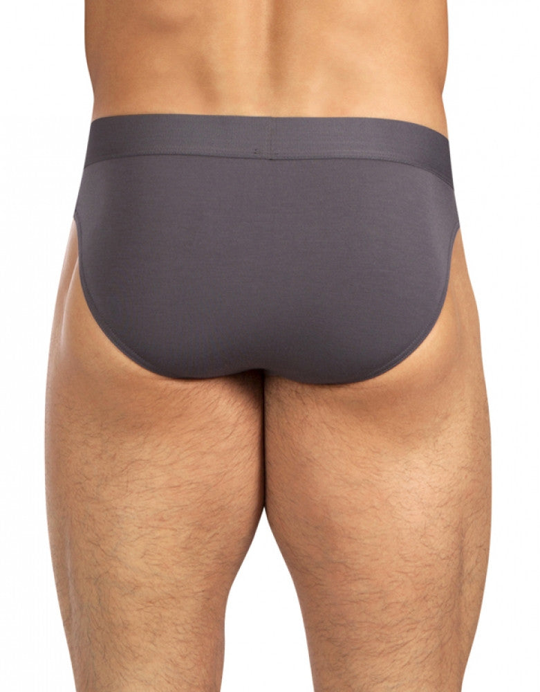 Graphite Back Obviously AnatoMAX Hipster Brief