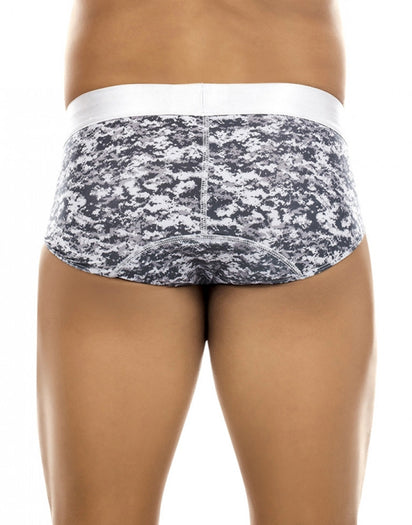 Camo Back Malebasics Digital Cammo Brief