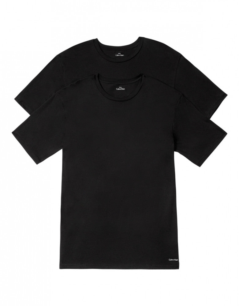 Black Other Calvin Klein 2-Pack Big Man Crew Neck T-Shirts