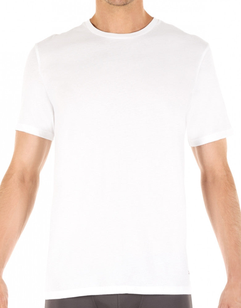 White Front Tommy Hilfiger 3-Pack Classic Crew Neck T-Shirts