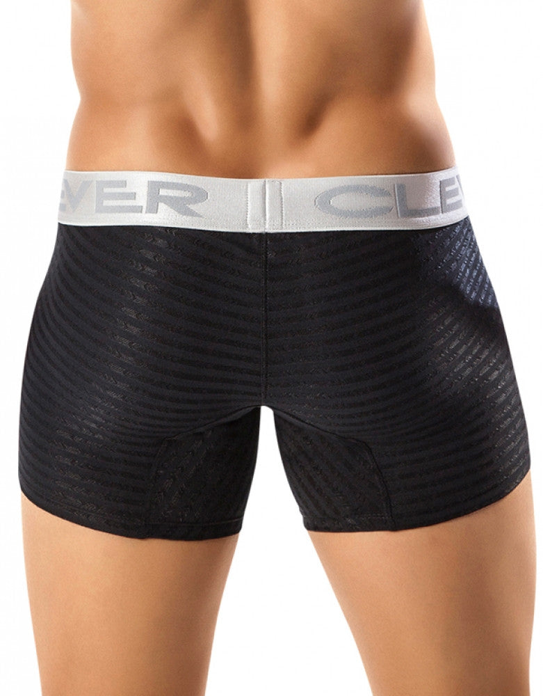 Black Back Clever Pinerolo Boxer Brief