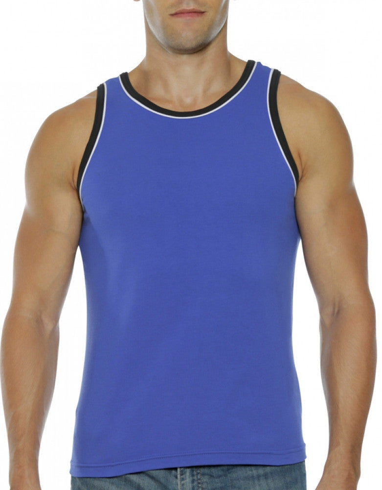 Royal Front Go Softwear Hard Core Edge Muscle Tank