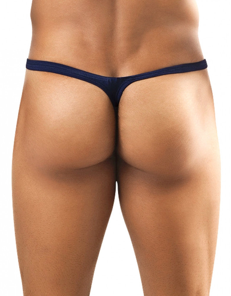 Navy Back Joe Snyder Bulge Thong