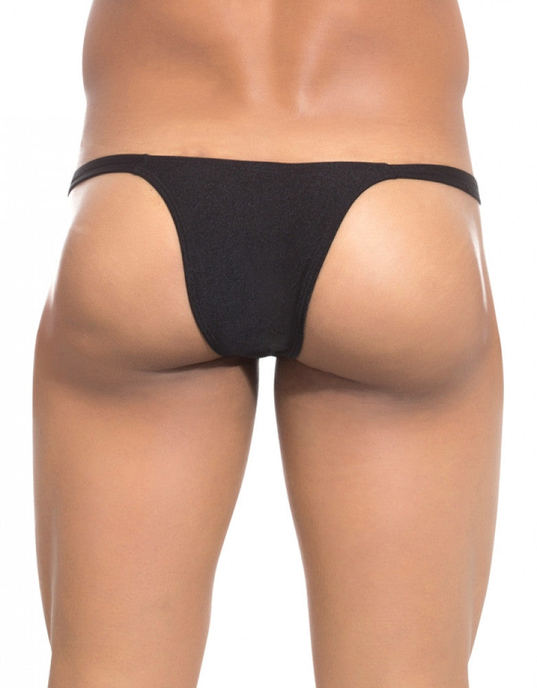 Black Back Joe Snyder Bulge Capri Bikini