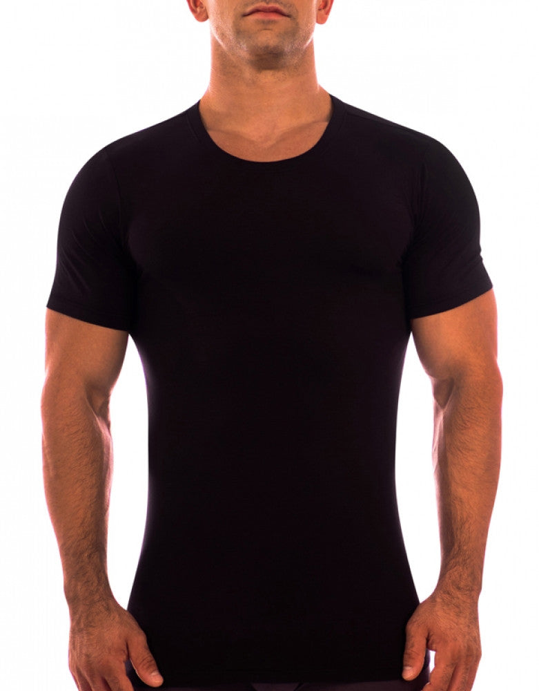 Black Other Obviously Essence Crew Neck T-Shirt