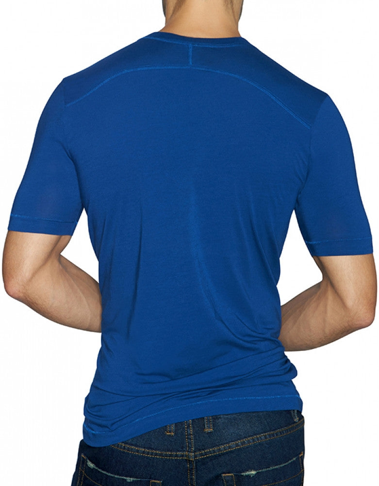 Airforce Blue Back C-IN2 Grip Lite Crew Neck T-Shirt