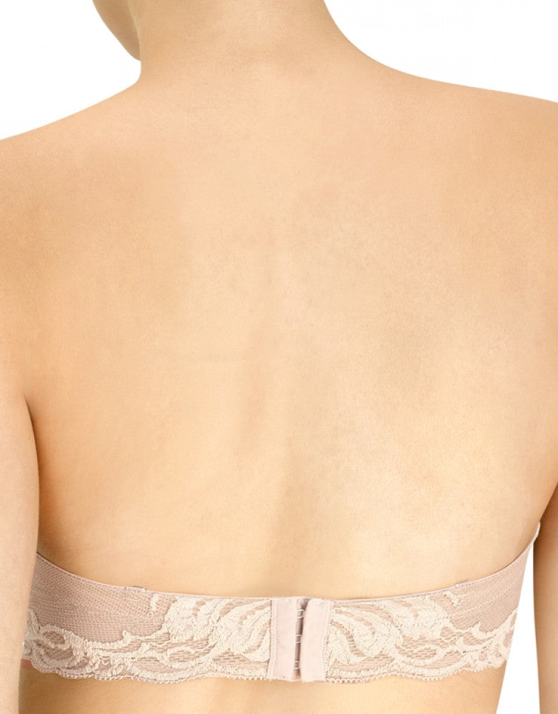 Cafe Back Natori Feathers Plunge Multiway Strapless Bra