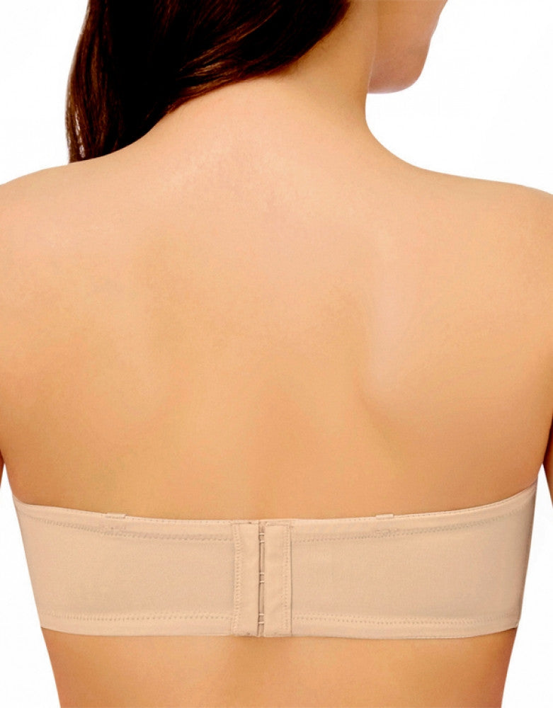 Nude Back Le Mystere Sculptural Strapless Push-Up Bra 2755