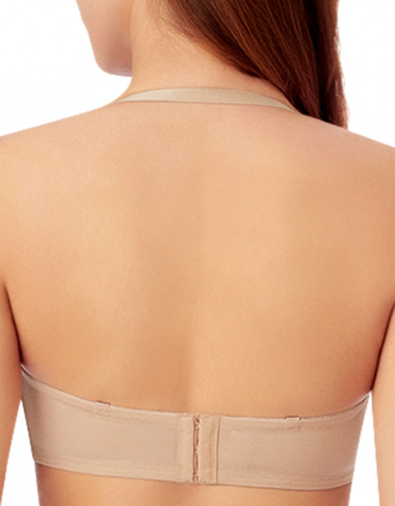 Natural Back Le Mystere Sculptural Strapless Push-Up Bra