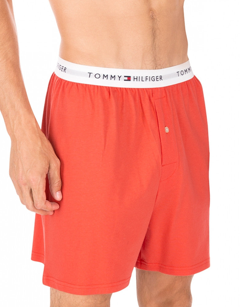 Blueberry Side Tommy Hilfiger 3-Pack Knit Boxer Shorts
