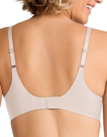 Soft Taupe Back Spanx Pillow Cup Back Smoothing Wireless Bra