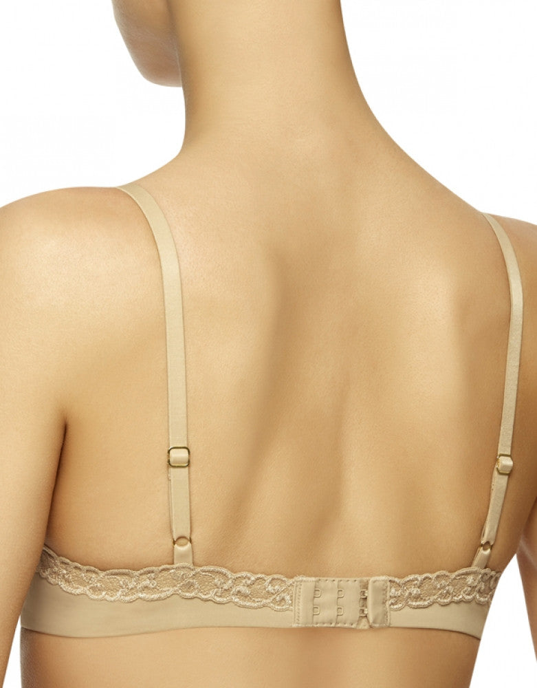 Cafe Back Natori Pure Luxe Push Up Bra