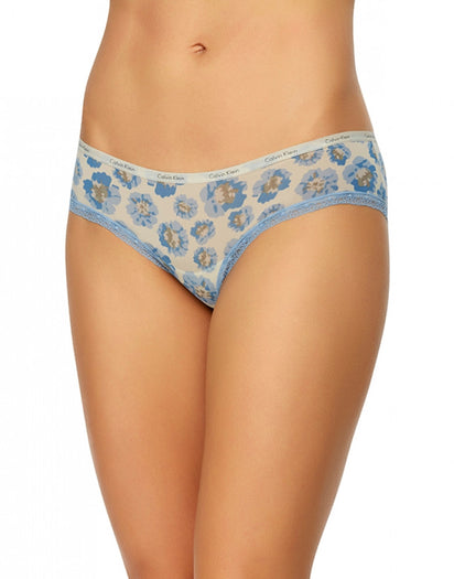Momentum Floral Front Calvin Klein Bottoms Up Hipster