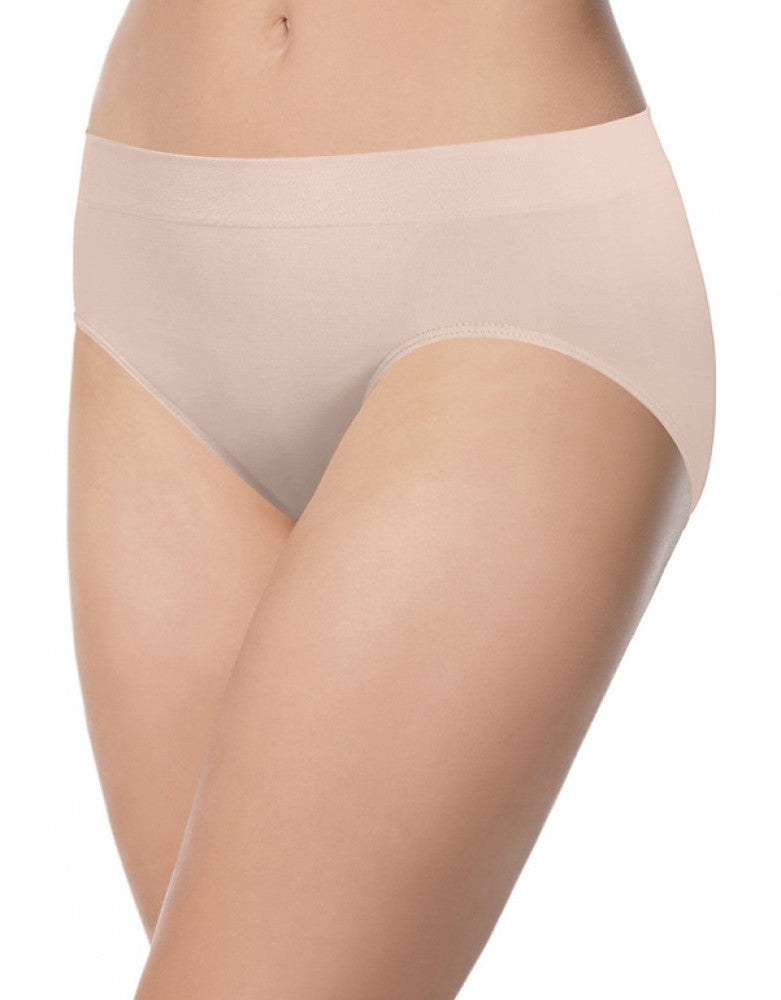 Soft Taupe Front Bali Bali Passion For Comfort Hi Cut Panty
