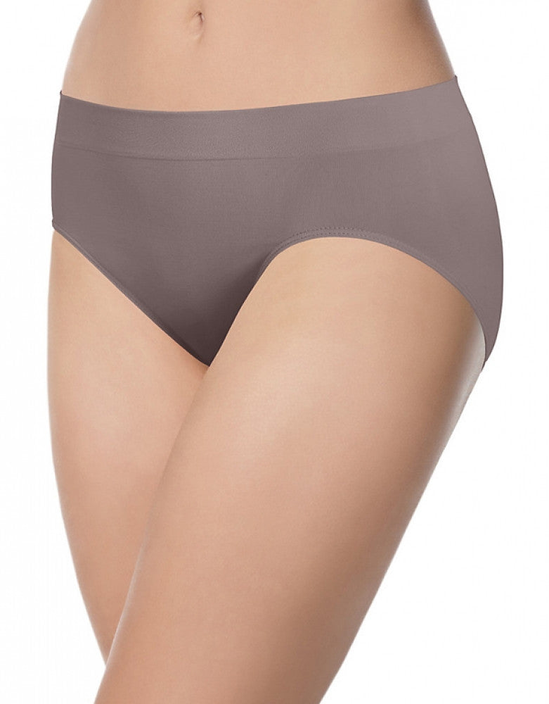 Warm Steel Front Bali Bali Passion For Comfort Hi Cut Panty