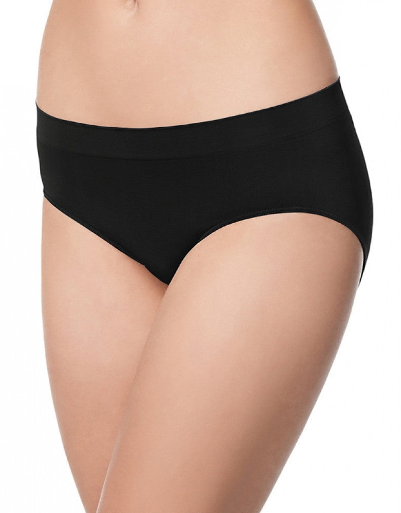 Black Front Bali Passion for Comfort Stretch Hipster Panty