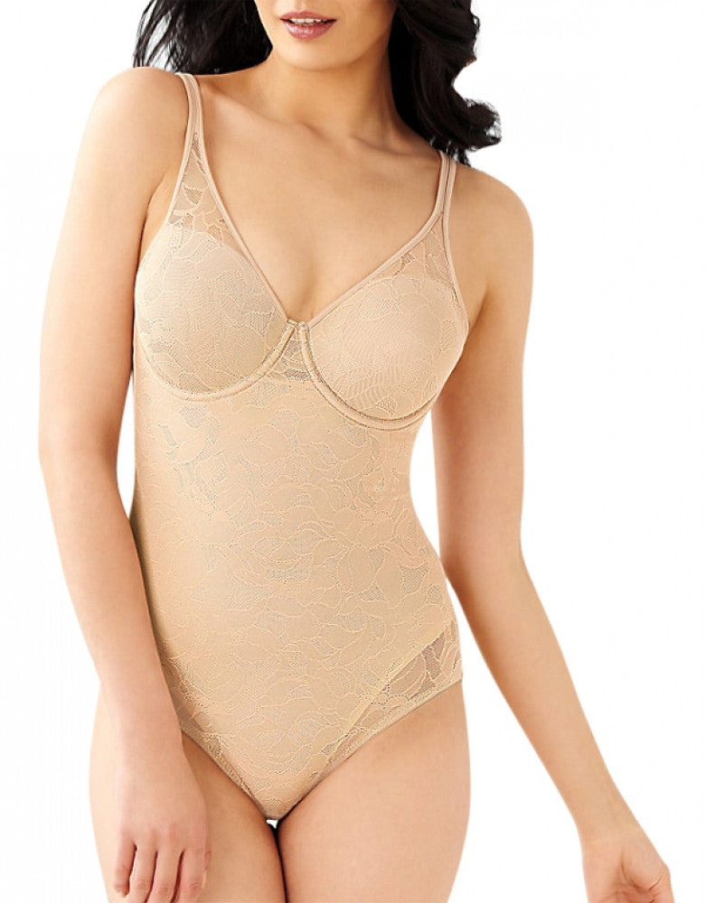 Nude Front Bali Ultra Light Body Briefer