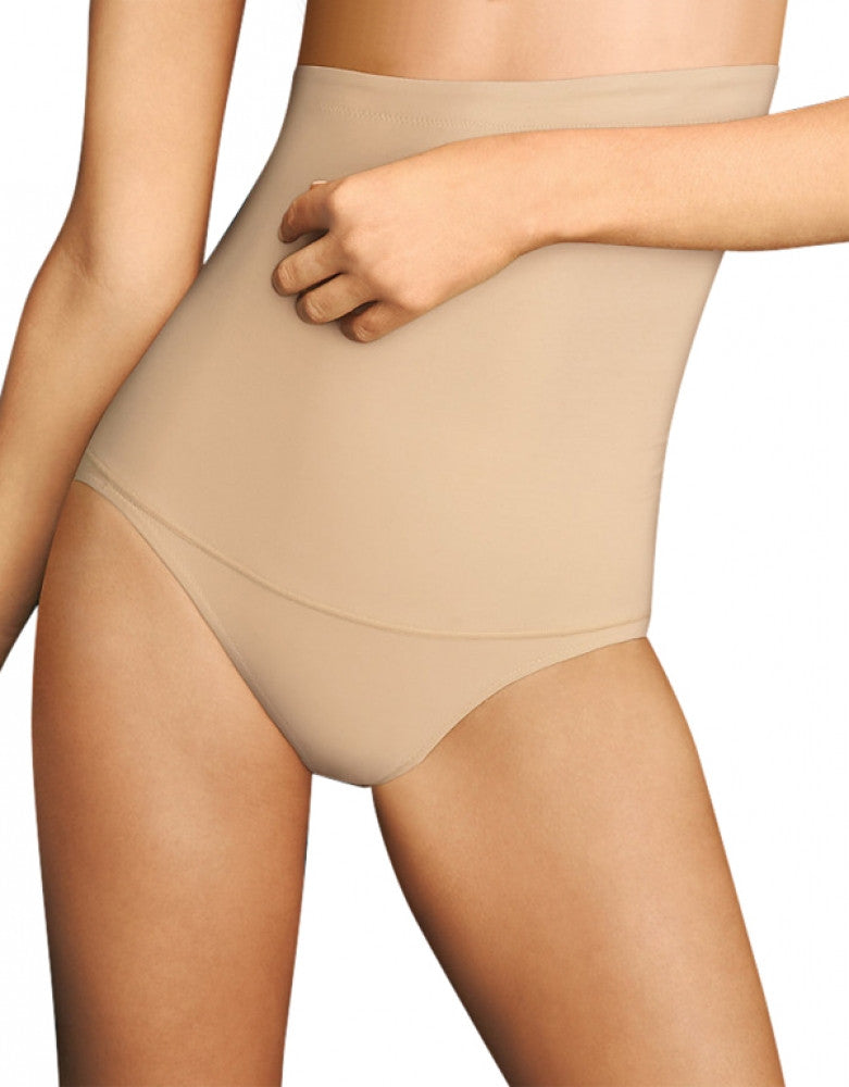 Latte Lift Front Maidenform Firm Control Hi-Waist Brief