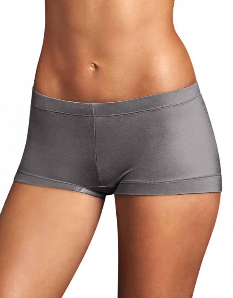 Steel Grey Front Maidenform Dream Boyshort 40774