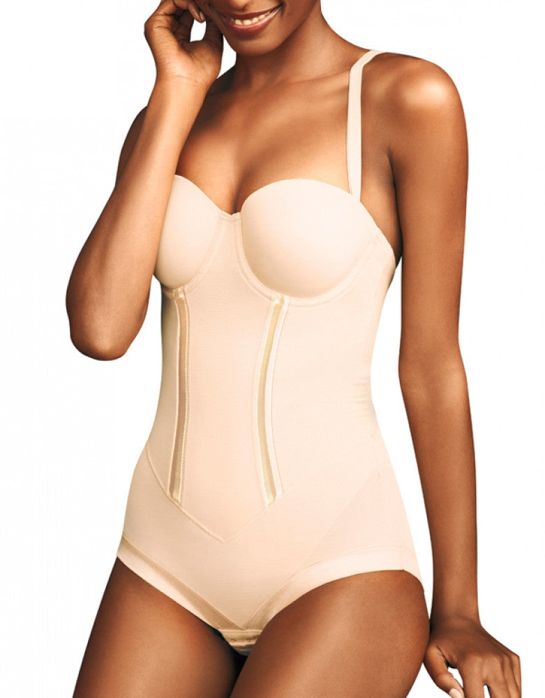 Latte Lift Front Maidenform Easy Up Firm Control Body Briefer