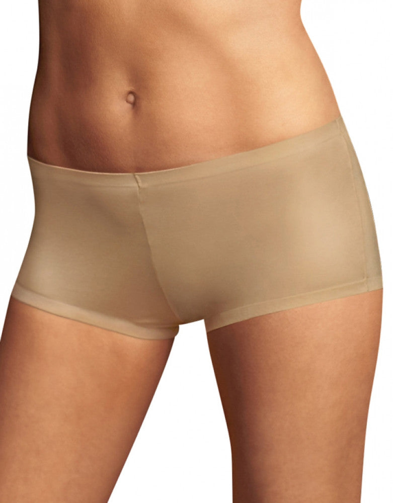 Latte Lift Front Maidenform Comfort Devotion Tailored Boyshort