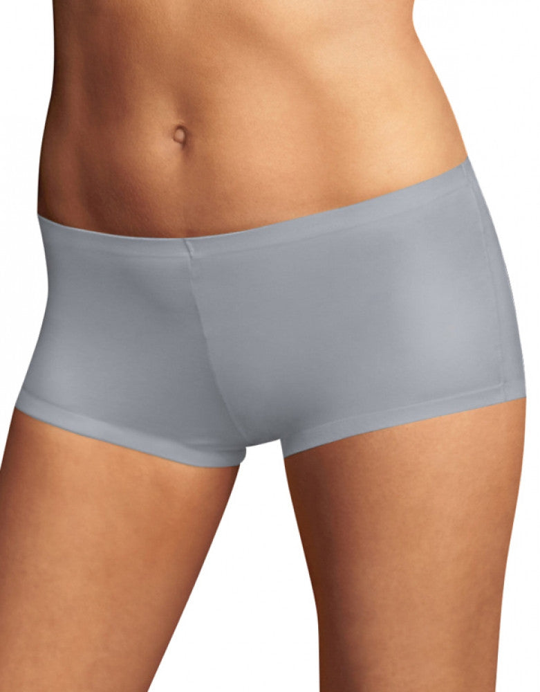 Morning Fog Stone Front Maidenform Comfort Devotion Tailored Boyshort