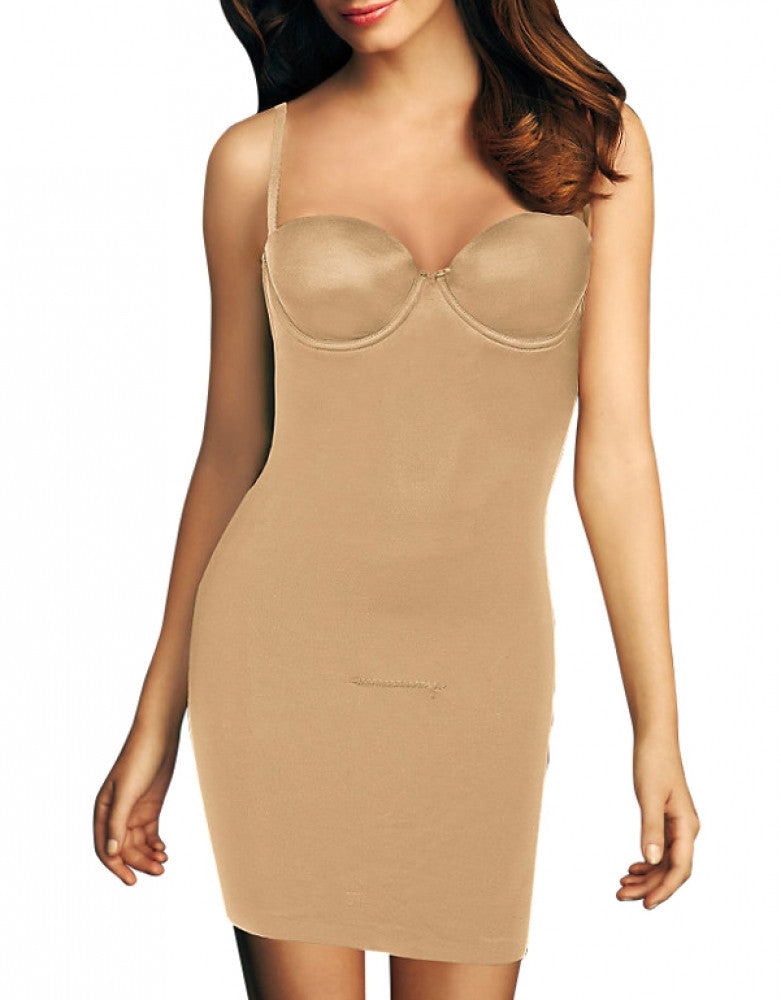 Latte Lift Front Maidenform Endlessly Smooth Foam Cup Slip DM1007