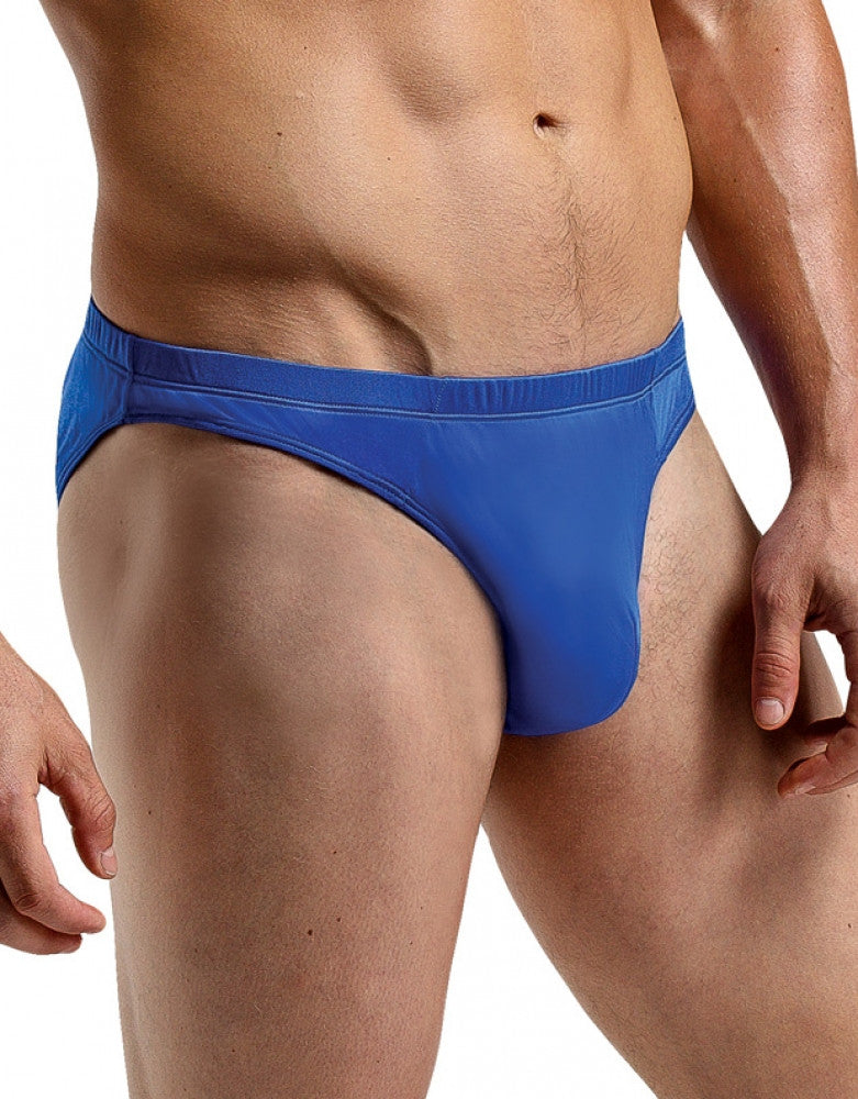 Cobalt Front Magic Silk Men's Silk Knit Bikini 6606