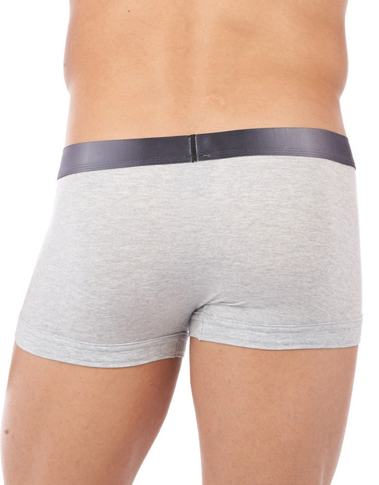 Lt Grey Back Gregg Homme Heat Boxer Brief