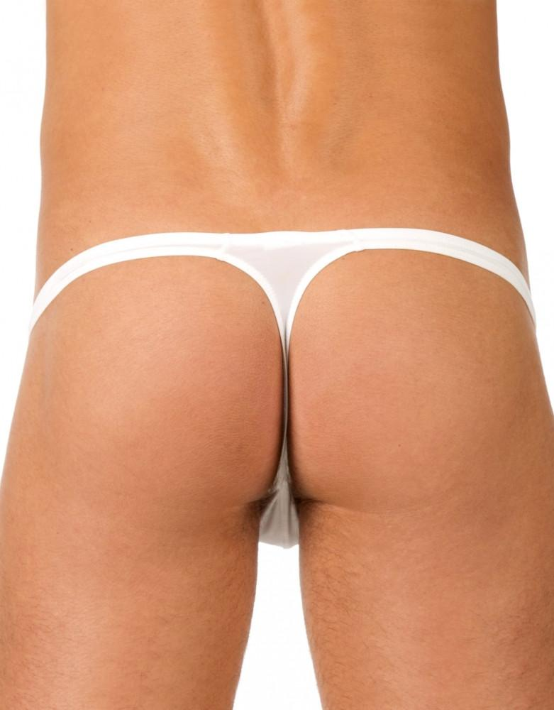 White Back Gregg Homme Wonder Thong