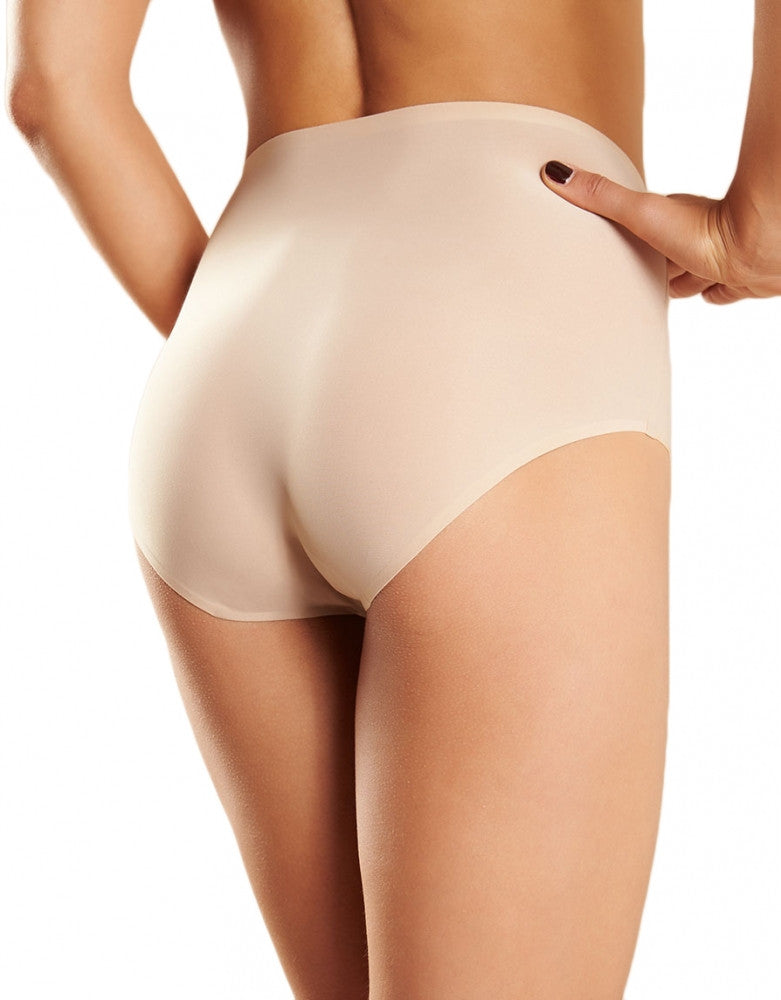 a2bd3502b0716 Ultra Nude Back Chantelle Seamless High-Rise Soft Stretch Brief