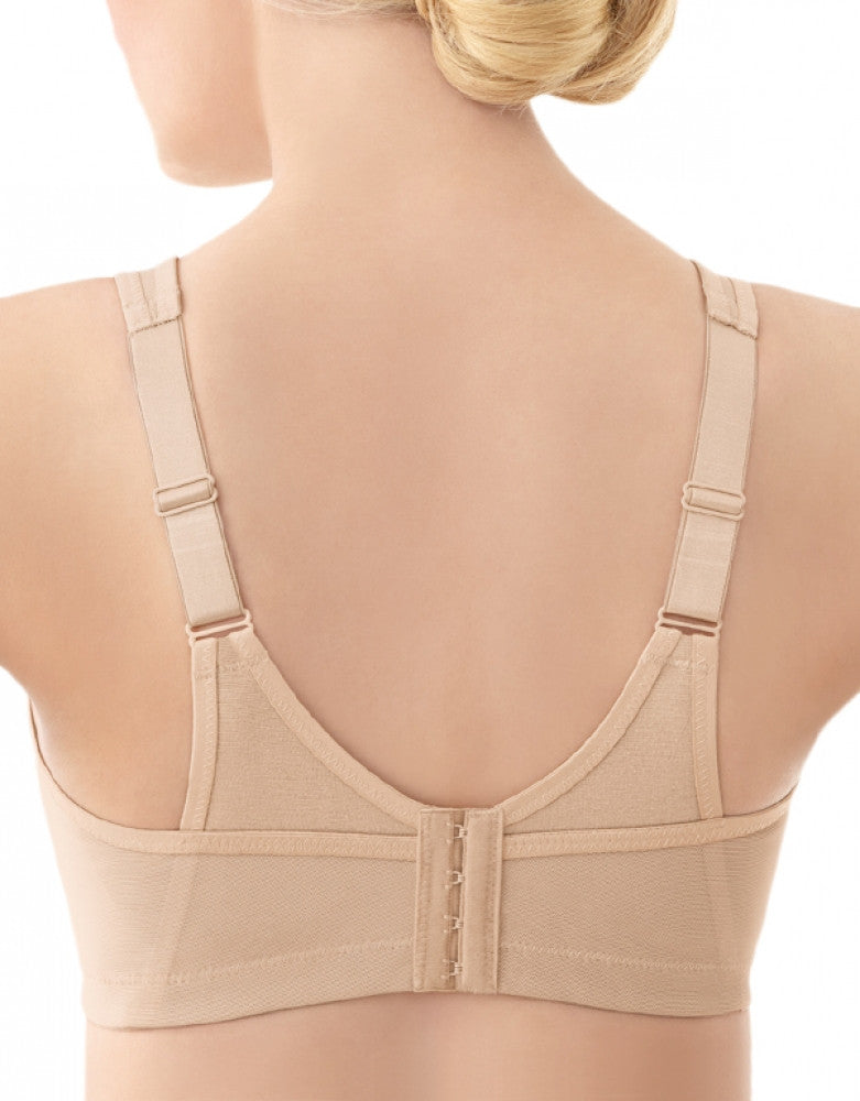 Cafe Back Magic Lift Soft Cup Active Support Bra