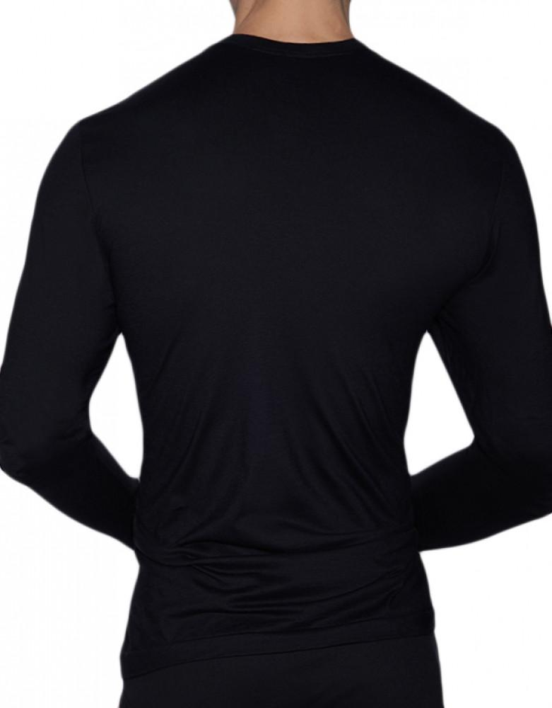 Black Back C-IN2 Core Long Sleeve T-Shirt