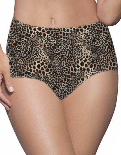 Toffee Leo Front Bali One Smooth U Simply Smooth Brief