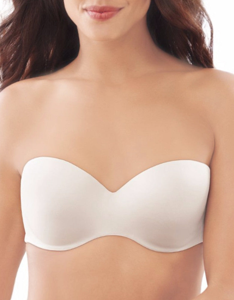 White Tailored Front Lilyette Specialty Strapless Bra
