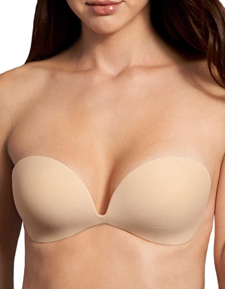 Maidenform Invisible Adhesive Bra Nude D 776040586315