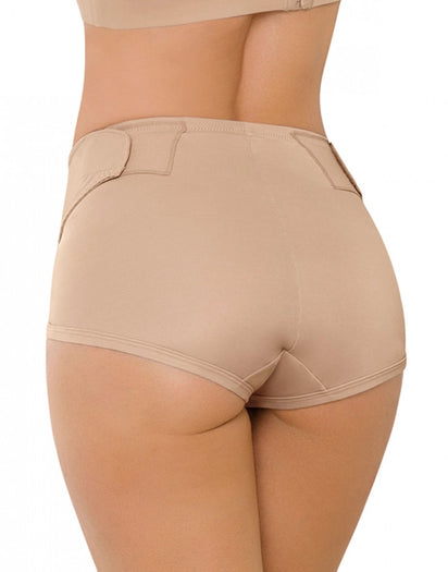 Nude Back Leonisa Tummy Reducer Post-Partum Panty