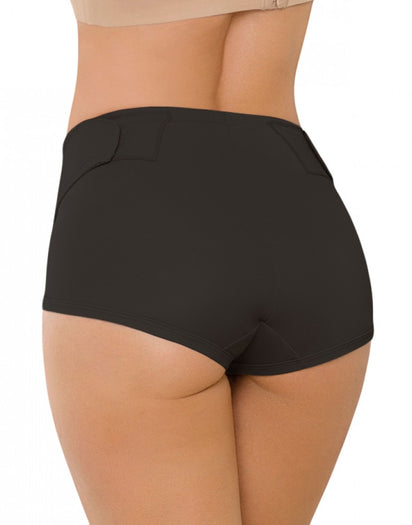 Black Back Leonisa Tummy Reducer Post-Partum Panty